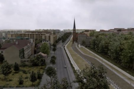 Screenshot from Walled in! - The inner German border by Deutsche Welle on YouTube
