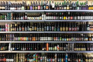 Biererei Store – Craft Beer Bottle Shop und Aladdin's Höhle