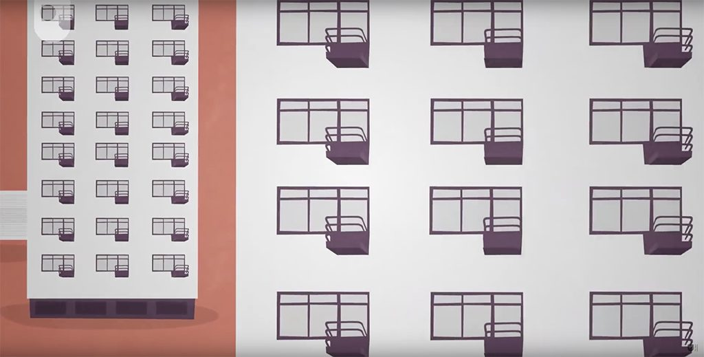 Screenshot from Bauhaus: Design in a Nutshell on YouTube