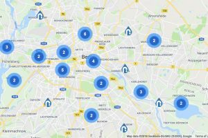 Berlin Drinking Fountains – An Interactive Map