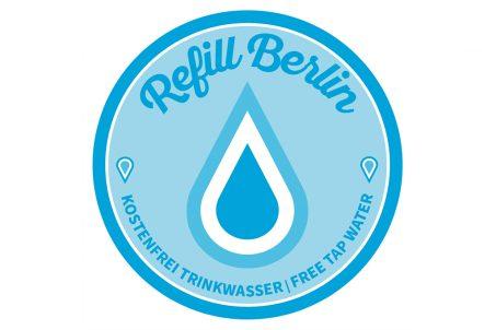 Refill Berlin Logo